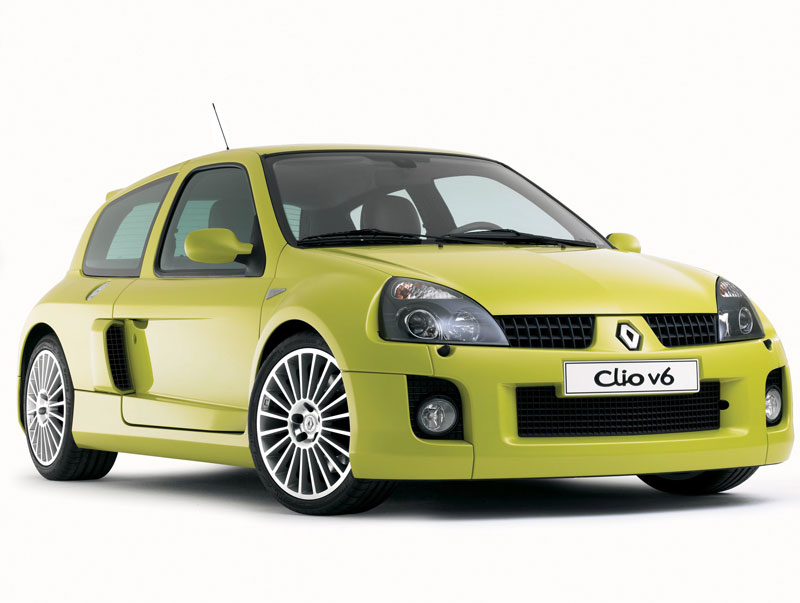 andr s eduardo rivera a renault clio sport v6. Black Bedroom Furniture Sets. Home Design Ideas