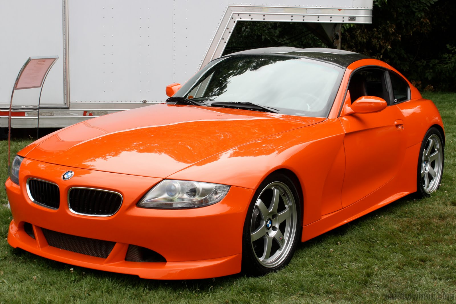 car show blog: bmw z4 custom