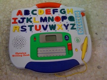 Leapfrog Phonics Writing Desk