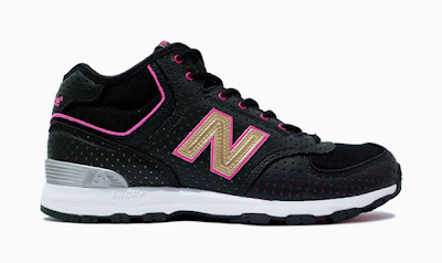 X-girl x atmos x New Balance H574 Sneakers dec340b3d1