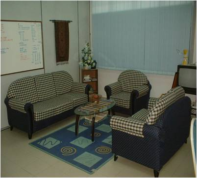 Ruang Tamu Pejabat