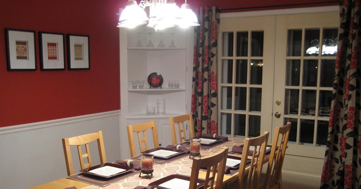 Dining Rooms With Chair Rails - Davotanko Home Interior