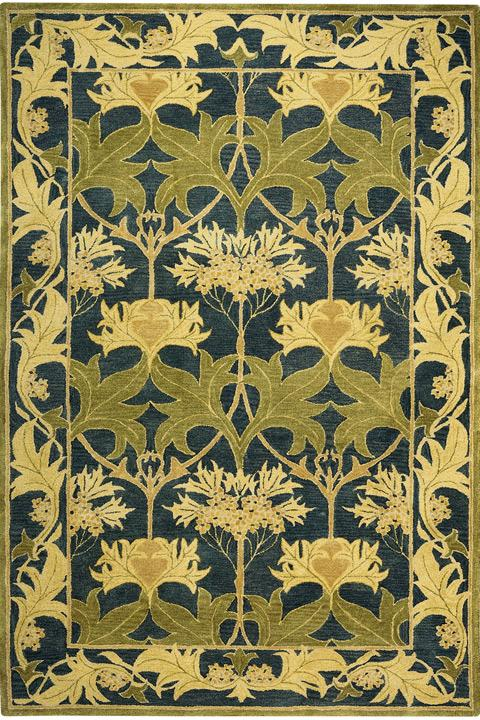 William Morris Fan Club: Some magic carpets