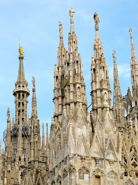 Gothic Architecture Intrinsically Pagan World In