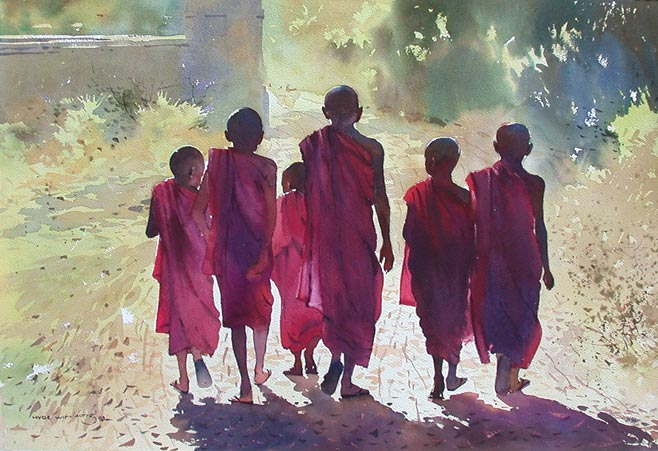 Artodyssey: Myoe Win Aung