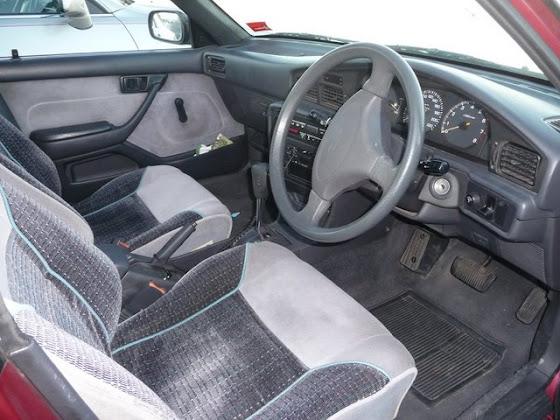 """Así se mira """"La máquina"""" nuestro Toyota Corona por dentro"""