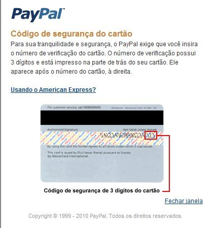 Criar conta paypal com cartao multibanco