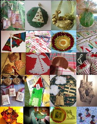 Ornament Swap Wrap Up! – Creative Color Challenge Dec 2010