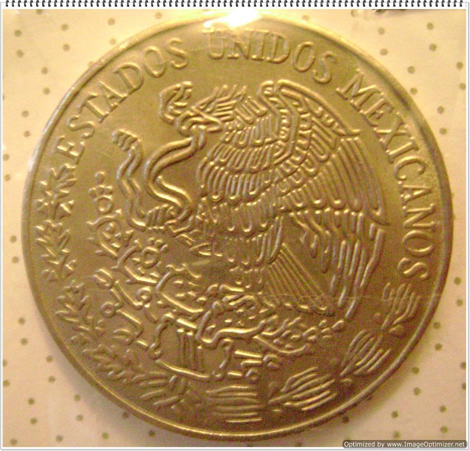 Krish S Coins Mexico Coins