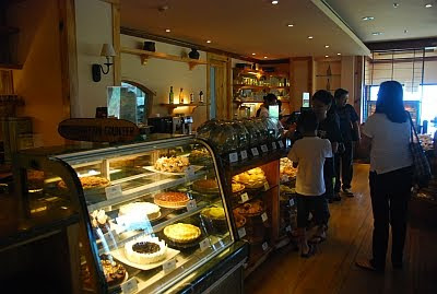 baguio country club raisin bread coffee shop