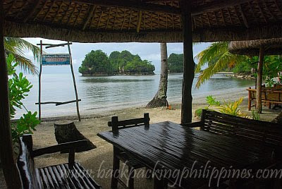 Caluwayan Palm Island Beach Resort Marabut Samar
