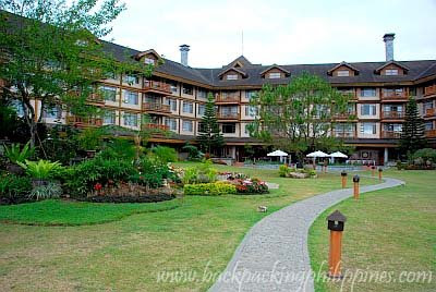 The Manor Camp John Hay
