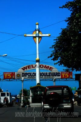 sta cruz marker dipolog city