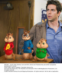 Jori S Entertainment Journal Get Munked Alvin And The Chipmunks The Squeakquel Movie Review