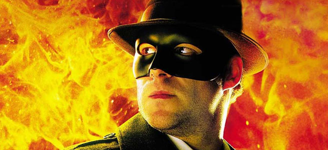 A Classic Come Back: The Green Hornet Movie Review | Jori's