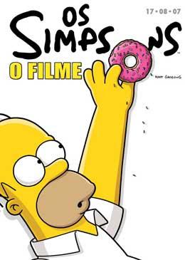 Baixar Filme - Os Simpsons - O Filme - Dublado