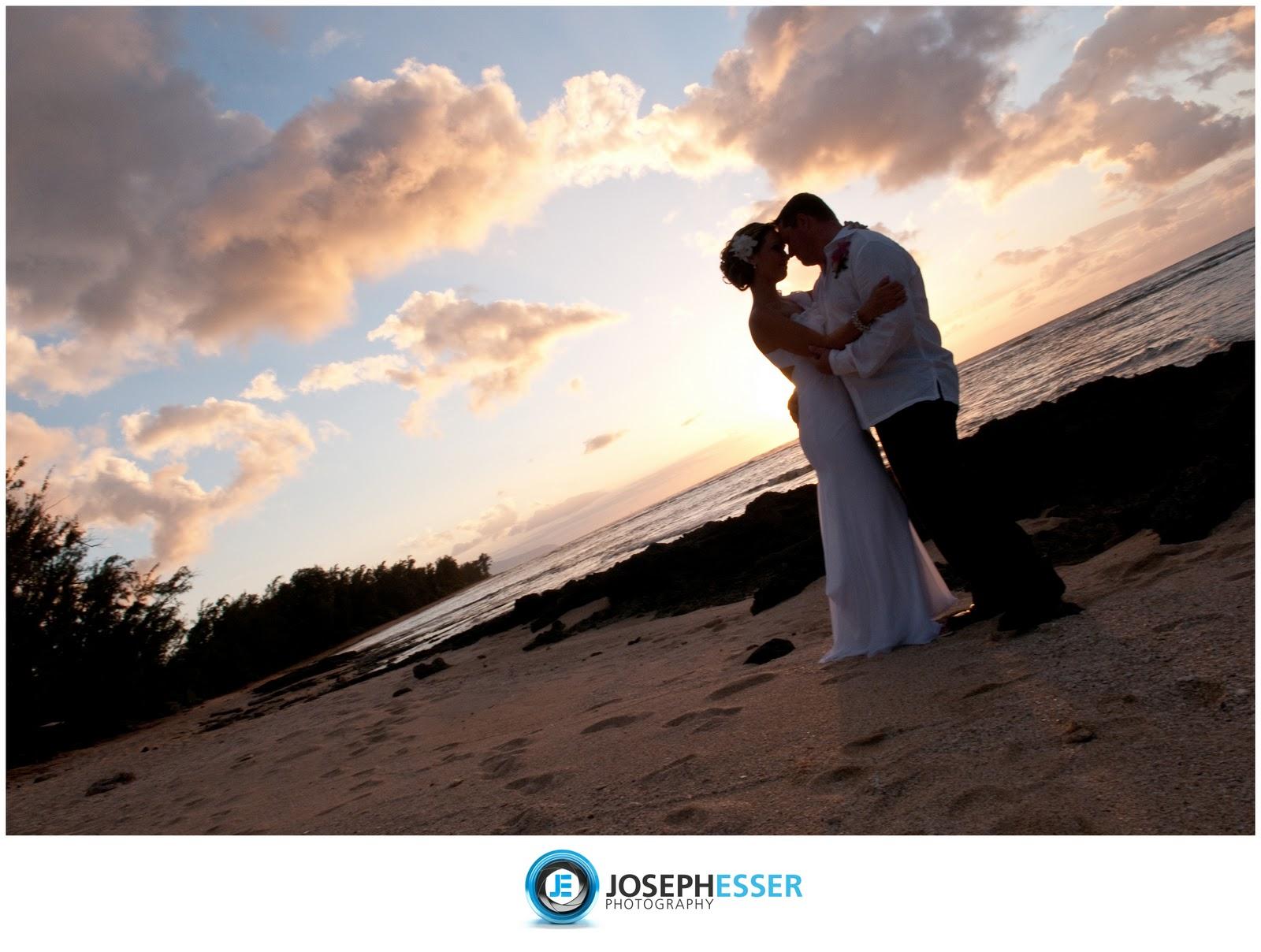 Beach Wedding Graphy
