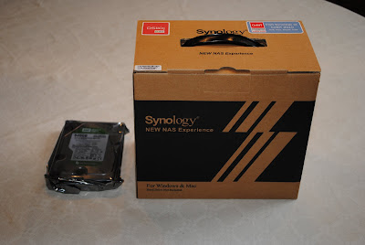 My Open Source Software Development Blog: Unboxing Synology