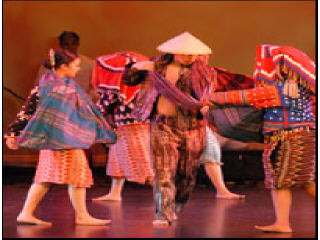 Folk Dance from Mindanao