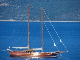 Kas, les beautés de la côte méditerranéenne turque 11