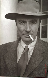 The Graphic Maelstrom Who Was J Robert Oppenheimer