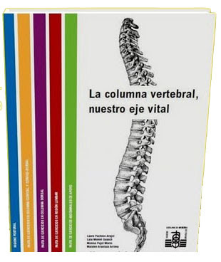 Fisioterapia: La columna vertebral, nuestro eje vital