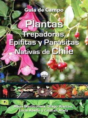 Guía de Campo, Plantas Trepadoras, Epífitas y Parásitas