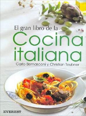 el gran libro de la cocina italiana carlo bernasconi