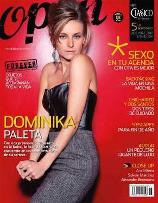 Revista Open Mexico diciembre 2010