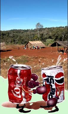 Duelo de Titanes, Coca-Cola vs Pepsi