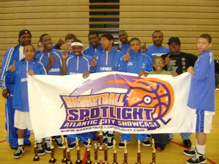 3850a180b20d BASKETBALL SPOTLIGHT NEWS  Atlantic City Showcase 13U Championship ...