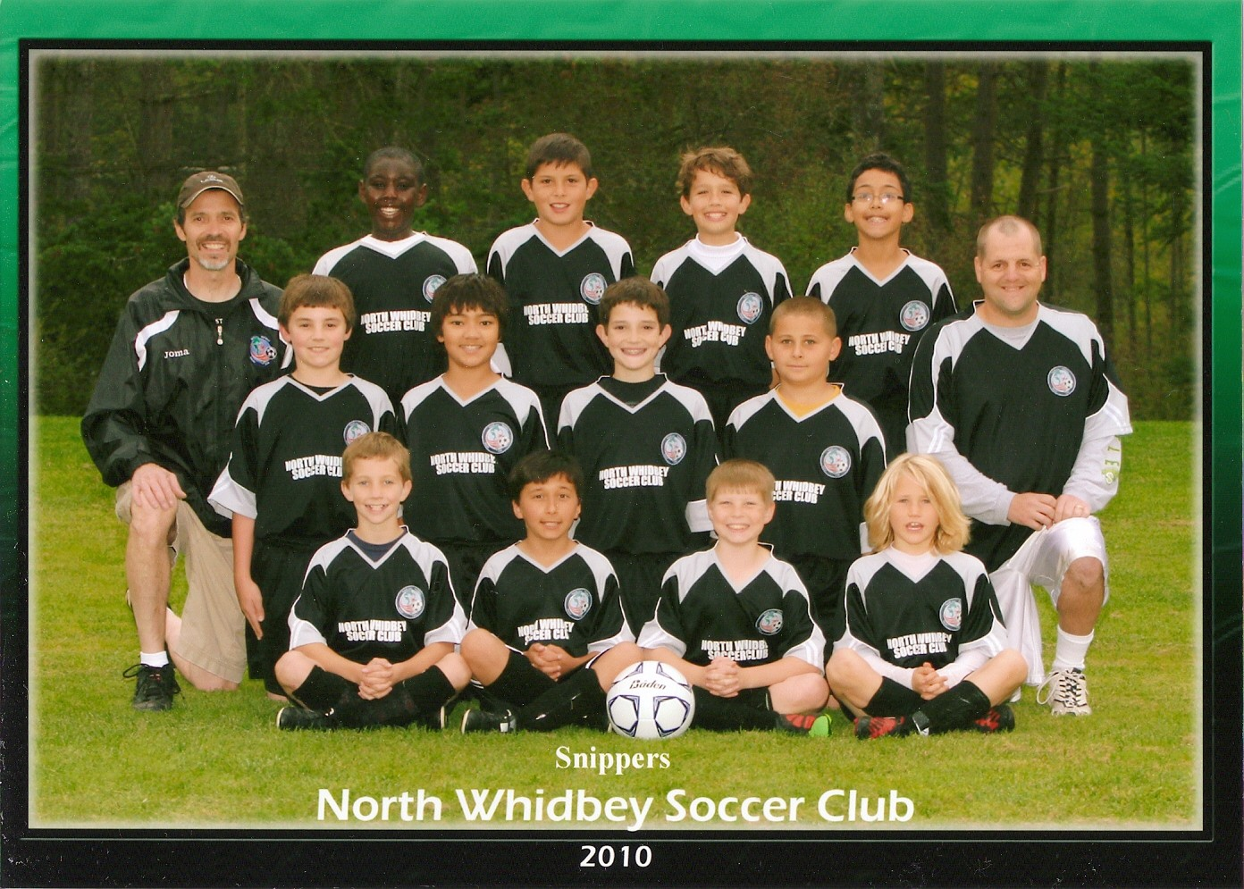 The Wagners on Whidbey Island: Awesome Soccer Team Names
