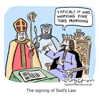 Royston Cartoons History Cartoon Law Unto Itself
