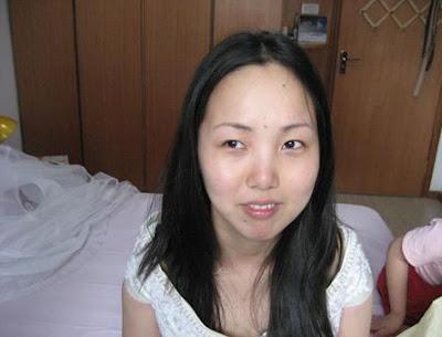 Uncut crossdresser asian POV