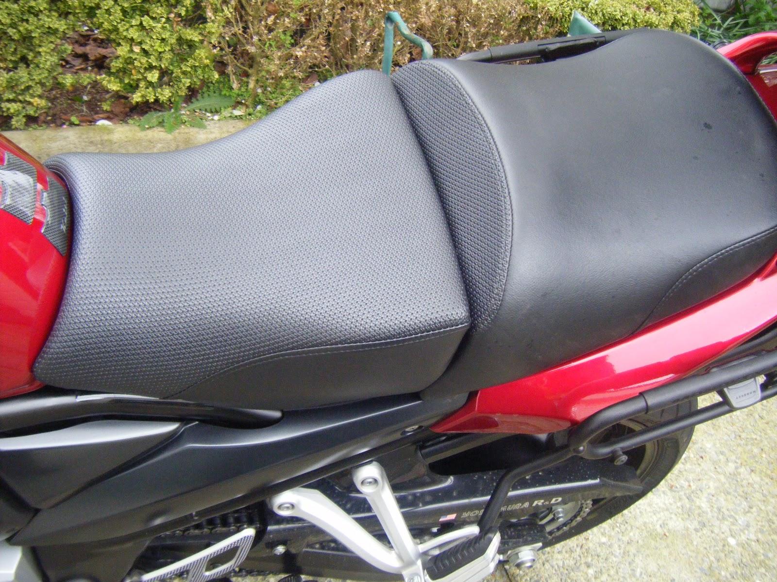 Suzuki Bandit Gel Seat