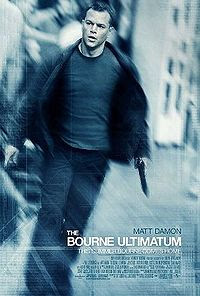 Bourne 3 - The Bourne Ultimatum