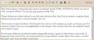 Eikes Blog: A comparison of major open source javascript