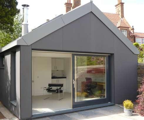 Shedworking marjo 39 s studio the grange for Temporary garage conversion