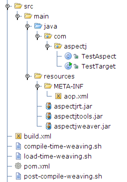 programming addicted: Weaving with AspectJ