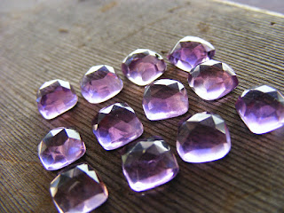 pink amethyst, purple amethyst gemstone