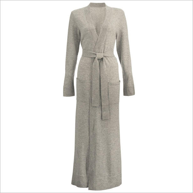 Cashmere Dressing Gown White Company - Home Decorating Ideas ...