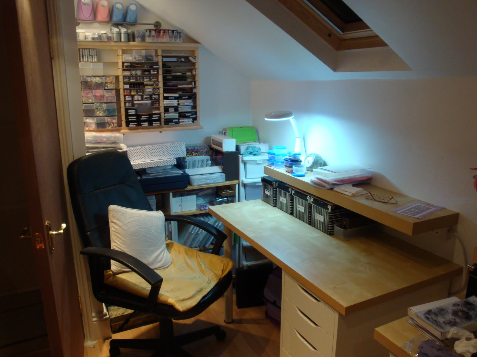 loft conversion office ideas - Loft Conversions Interior Design Ideas for Home fices