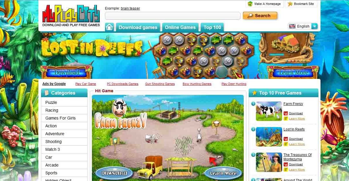 G4p*@: myplaycity download free games play free games!