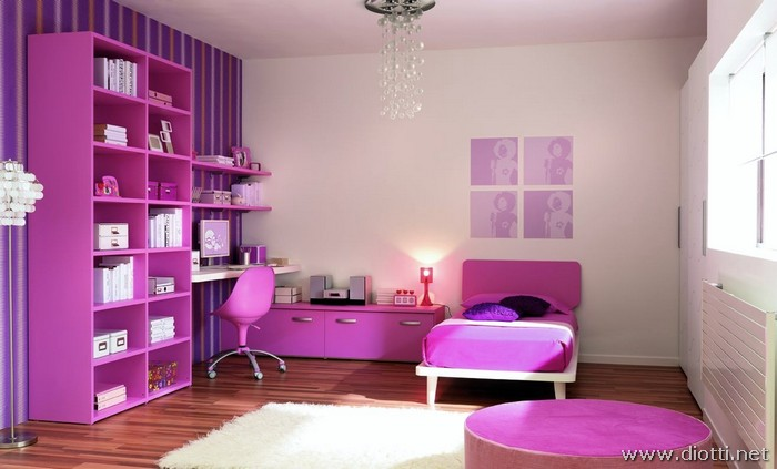 Kitchen Pantry Cabinet Camerette Per Bambine Da Favola