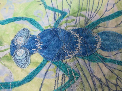 Blue Moon River Teaching At Dragonfly Quilt Shop