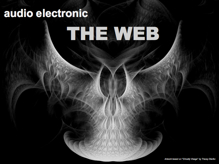 THE WEB audio electronic