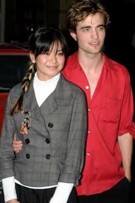 Katie leung dating