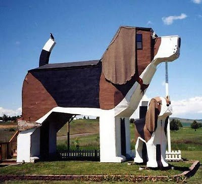 [ Myriad Pictures ] Unusual Houses Around The World
