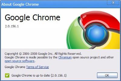 """Google dispara Versão 2.0 """"Alpha"""" do Google Chrome"""