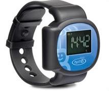 CES 2009: GPS do relógio Nu.M8 cria cercadinho virtual para crianças